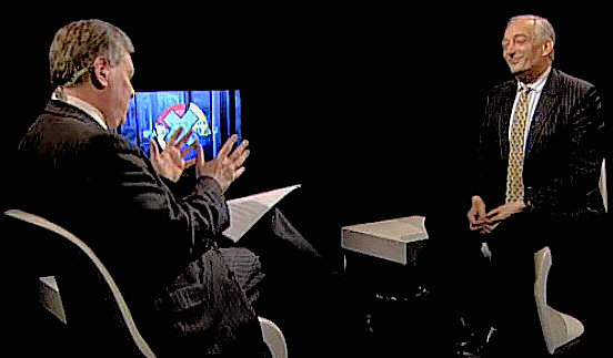 Bernard Ponsonby interviews Lord Monckton