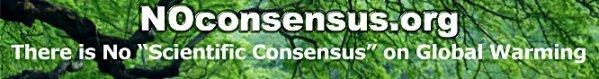 Donna Laframboise's NO Consensus