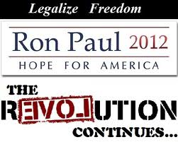 Ron Paul - Legalise Freedom